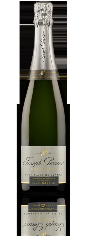 Champagne Joseph Perrier Cuvée Royale Brut Blanc de blancs