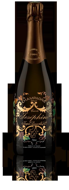 Champagne Joseph Perrier La Cuvée Joséphine – Prestigue Cuvée