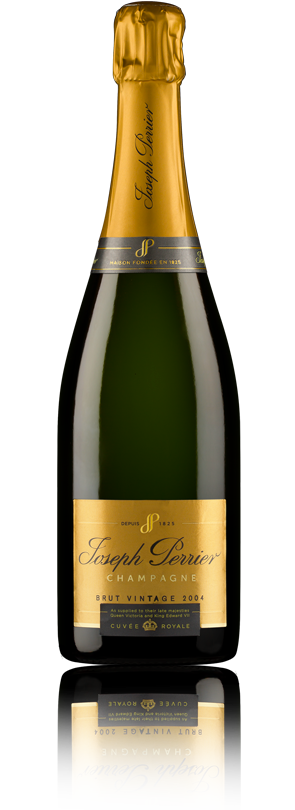Champagne Joseph Perrier Cuvée Royale Brut Vintage 2002